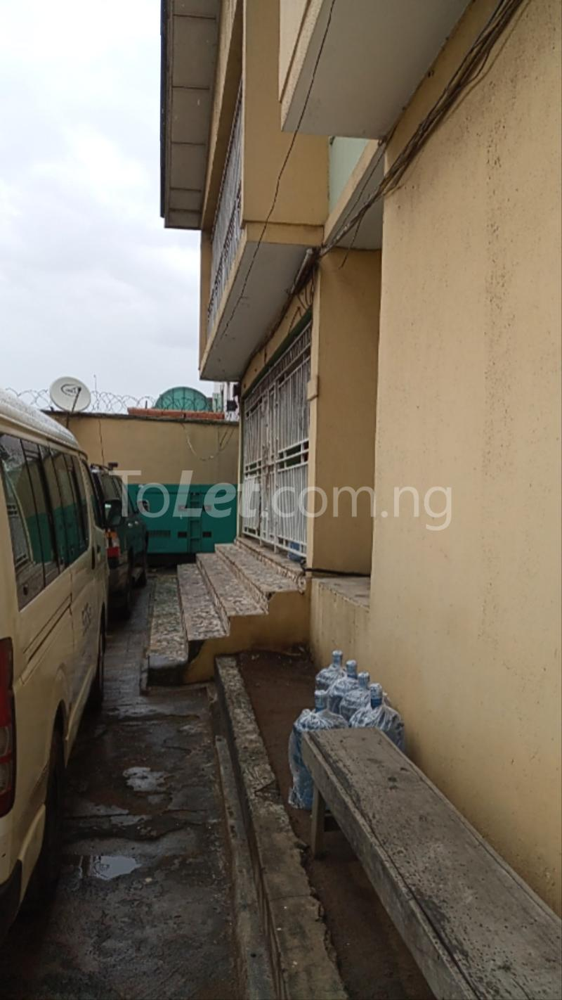 3 bedroom House for sale In Between GTBANK & EcoBank. Airport Road Oshodi Lagos - 1