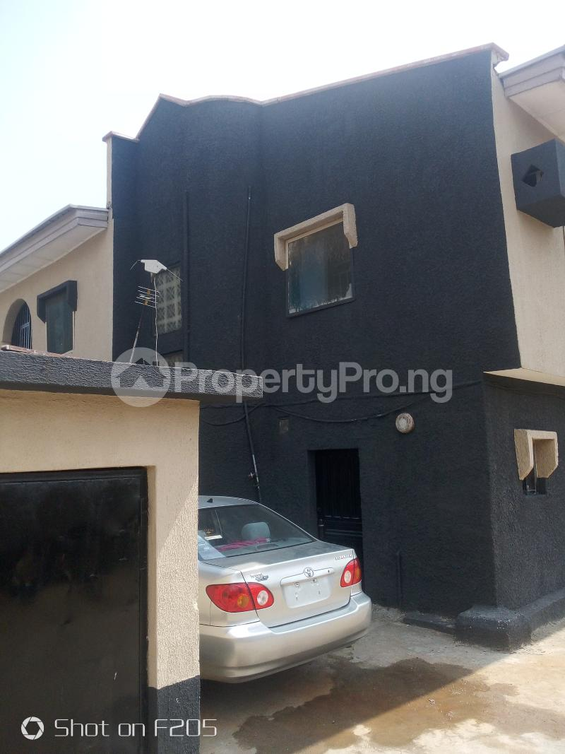 3 bedroom Blocks of Flats House for sale Ago palace way Isolo Lagos - 1