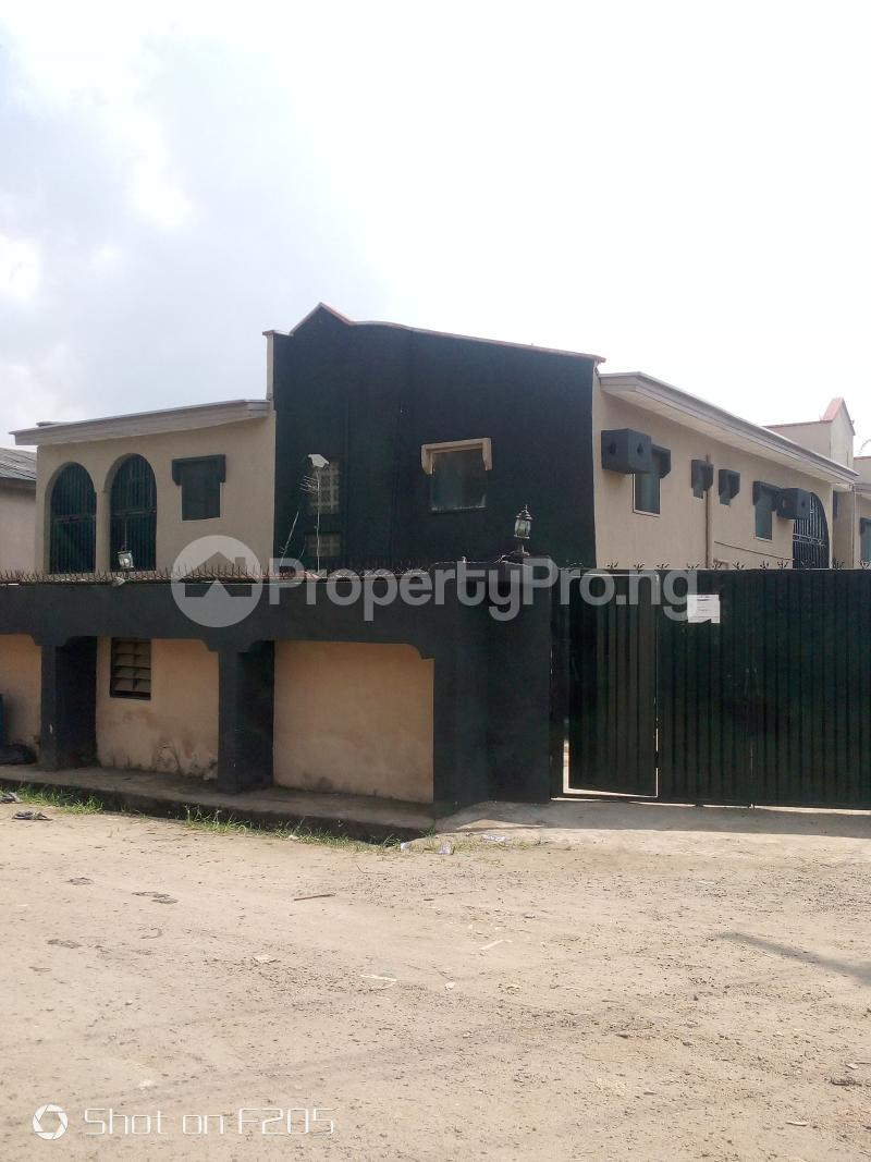 3 bedroom Blocks of Flats House for sale Ago palace way Isolo Lagos - 0