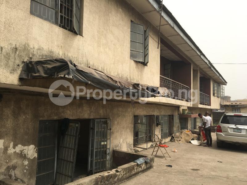 10 bedroom Blocks of Flats House for sale Silver Street  Olodi Apapa Apapa Lagos - 0
