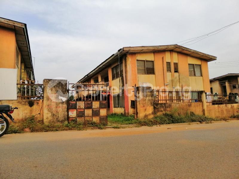 3 bedroom Shared Apartment Flat / Apartment for sale Wakajaye Road  Monatan Lagelu Oyo - 0