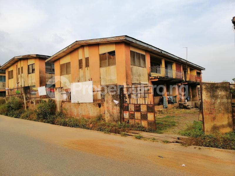 3 bedroom Shared Apartment Flat / Apartment for sale Wakajaye Road  Monatan Lagelu Oyo - 1
