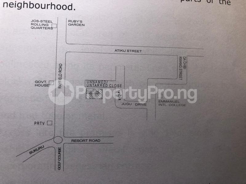 6 bedroom Blocks of Flats for sale Opposite Old Government House, Rayfield. Jos South Plateau - 5