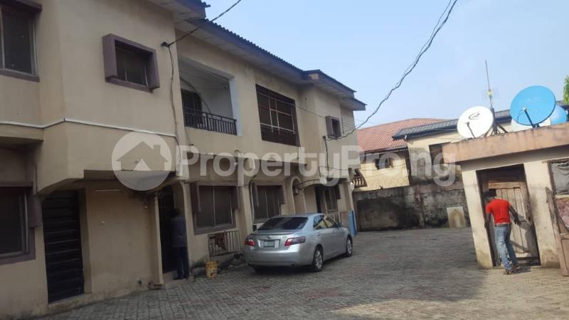 3 bedroom Blocks of Flats House for sale Off Allen avenue Allen Avenue Ikeja Lagos - 0