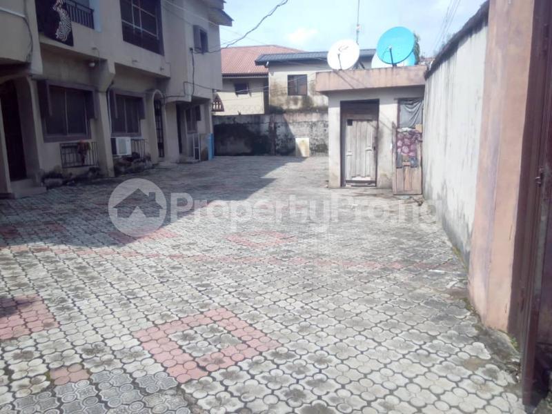 3 bedroom Blocks of Flats House for sale Off Allen avenue Allen Avenue Ikeja Lagos - 1