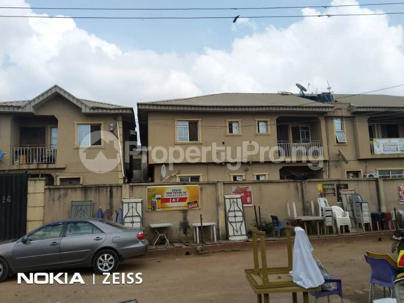 Blocks of Flats House for sale Berger Ojodu Lagos - 1