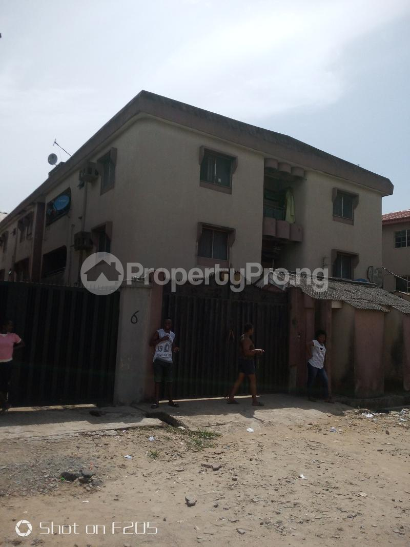 3 bedroom Blocks of Flats House for sale Canal Estate, okota, isolo Isolo Lagos - 4