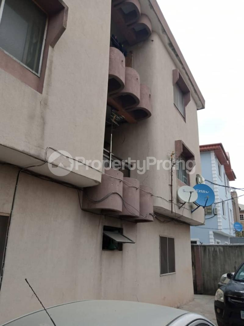 3 bedroom Blocks of Flats House for sale Canal Estate Okota Isolo Isolo Lagos - 3