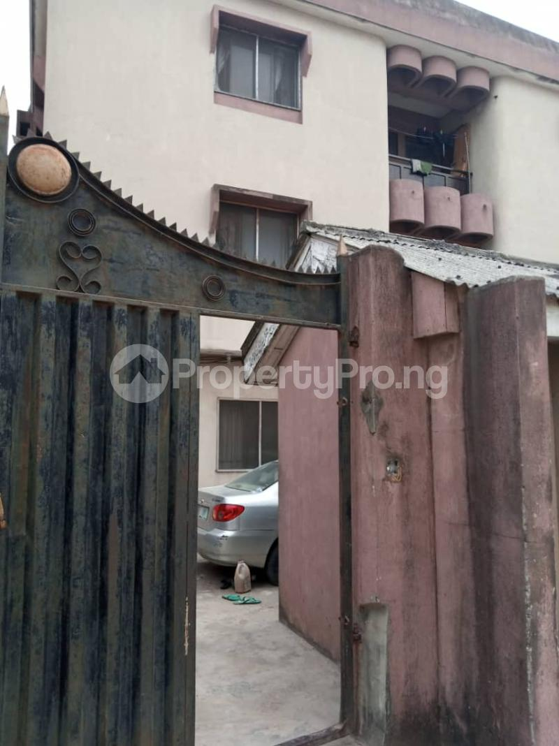 3 bedroom Blocks of Flats House for sale Canal Estate Okota Isolo Isolo Lagos - 2