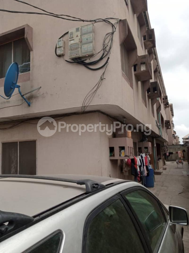3 bedroom Blocks of Flats House for sale Canal Estate Okota Isolo Isolo Lagos - 1