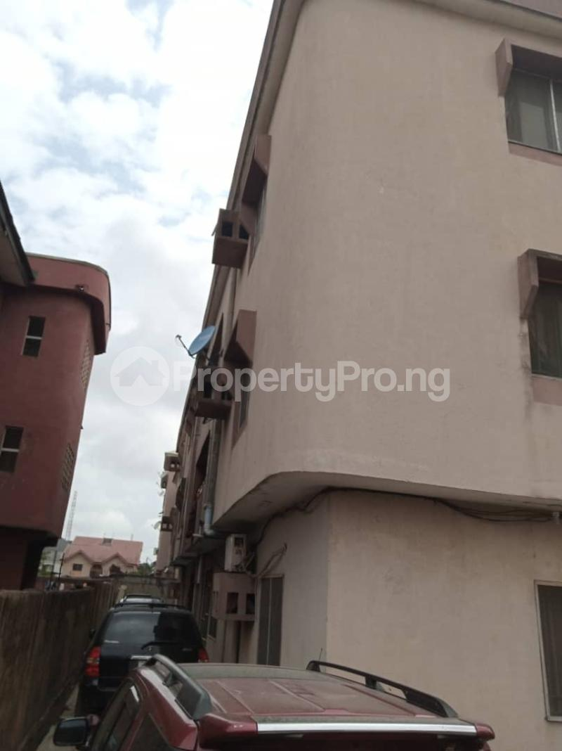 3 bedroom Blocks of Flats House for sale Canal Estate Okota Isolo Isolo Lagos - 0