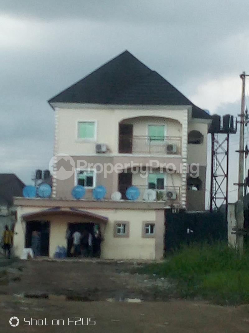 3 bedroom Blocks of Flats House for sale Hope estate Amuwo Odofin Lagos - 0