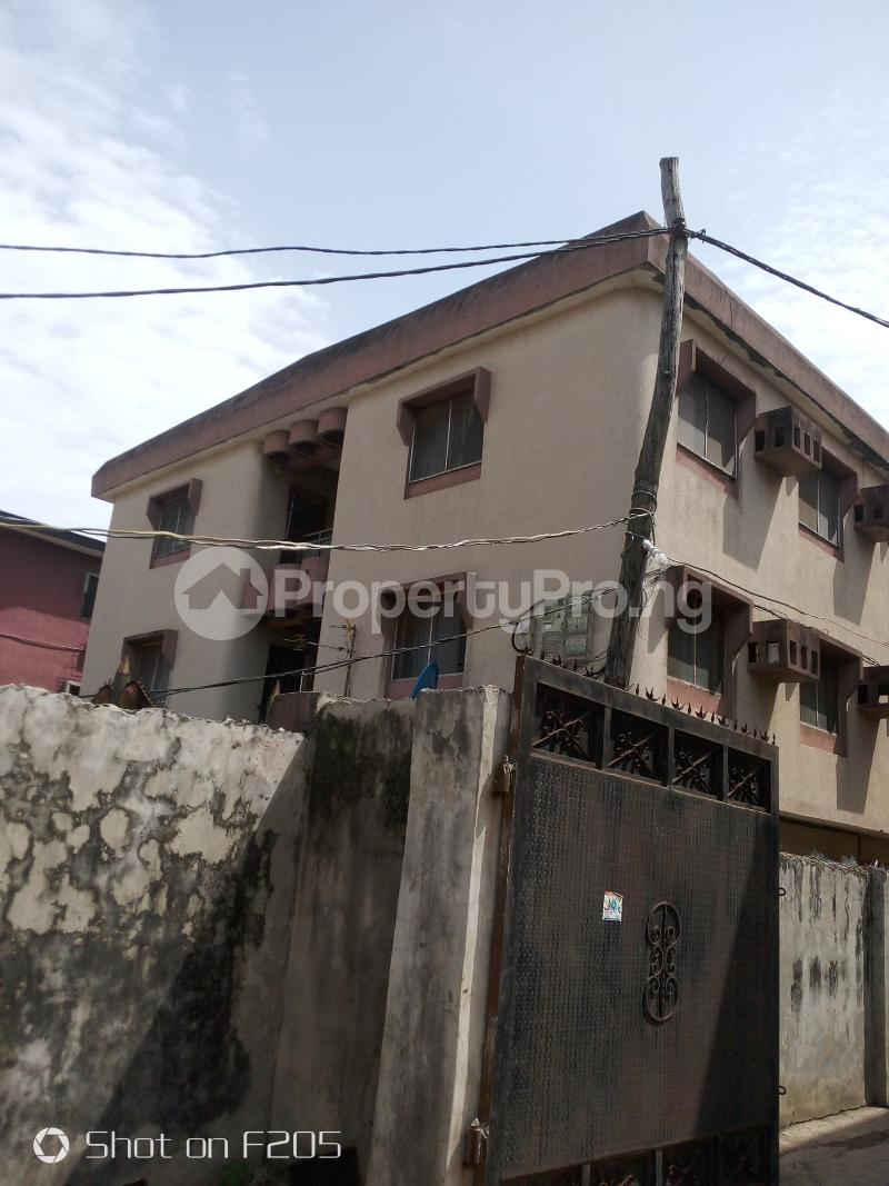 3 bedroom Blocks of Flats House for sale Canal Estate, okota, isolo Isolo Lagos - 2