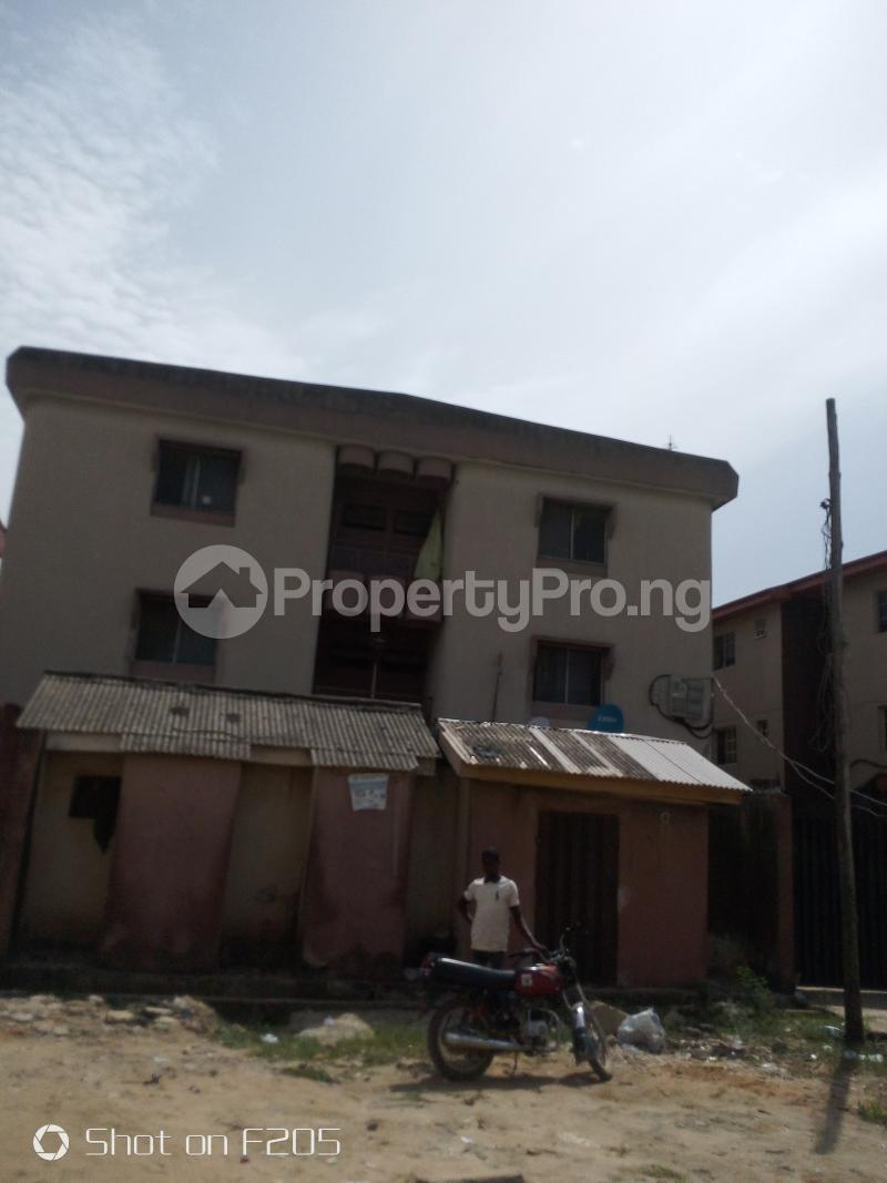 3 bedroom Blocks of Flats House for sale Canal Estate, okota, isolo Isolo Lagos - 5