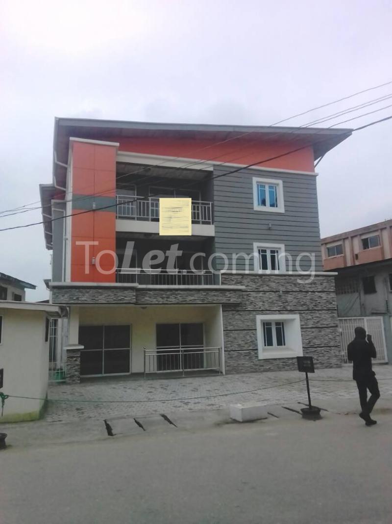 2 bedroom House for sale 21 Adesina Street Obafemi Awolowo Way Ikeja Lagos - 0