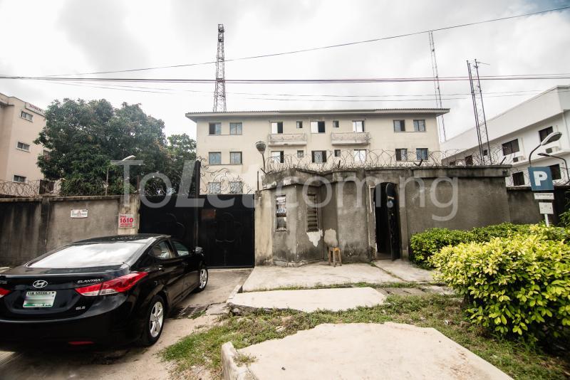 3 bedroom Flat / Apartment for sale Adeola Hopewell, Near the Nigerian Law School Adeola Hopewell Victoria Island Lagos - 1