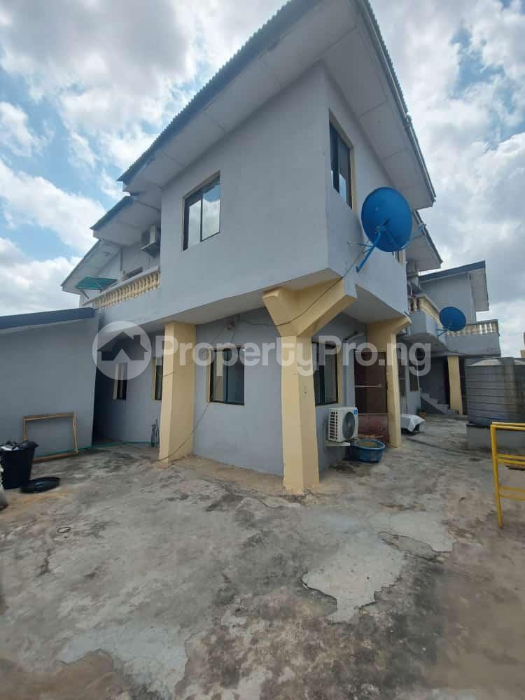 Blocks of Flats for sale Harmony Estate,ogba Ogba Lagos - 0