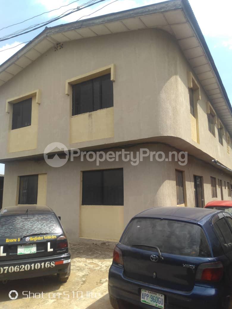 Blocks of Flats House for sale Unity Estate Egbeda Alimosho Lagos - 0