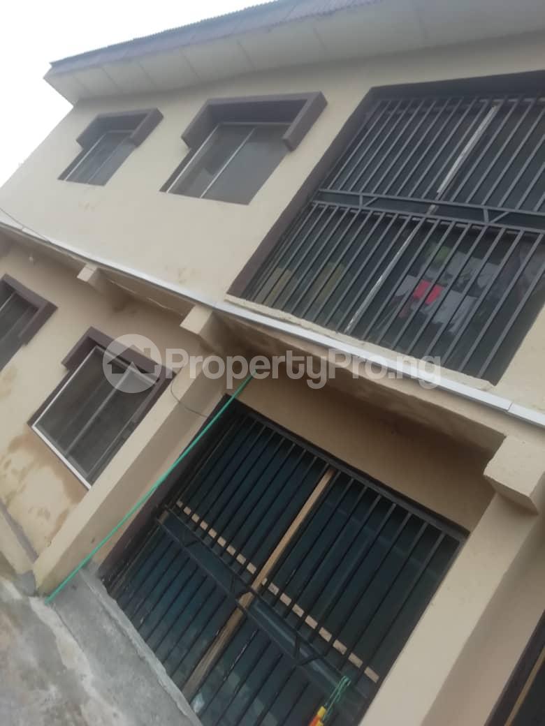 10 bedroom House for sale Community road Okota Lagos - 4