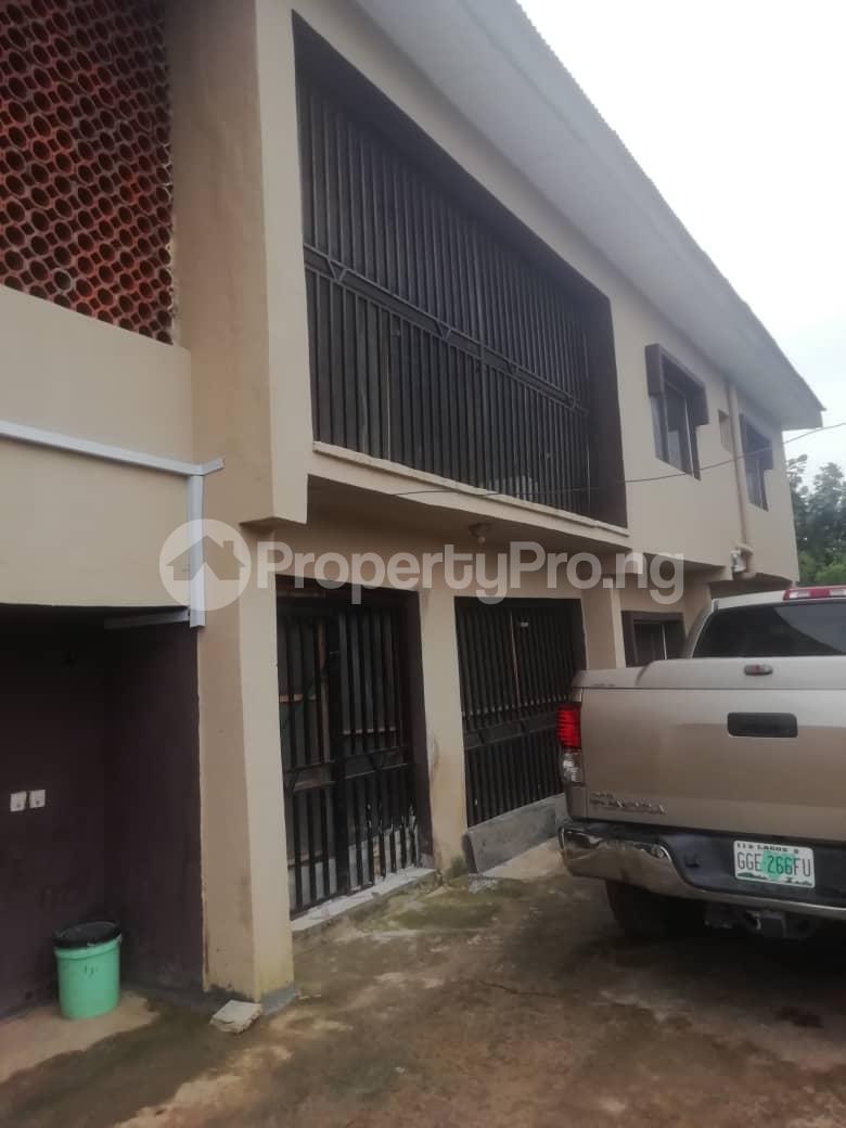 10 bedroom House for sale Community road Okota Lagos - 1