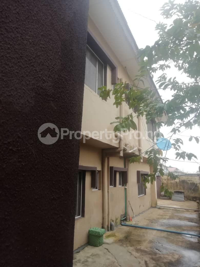 10 bedroom House for sale Community road Okota Lagos - 2