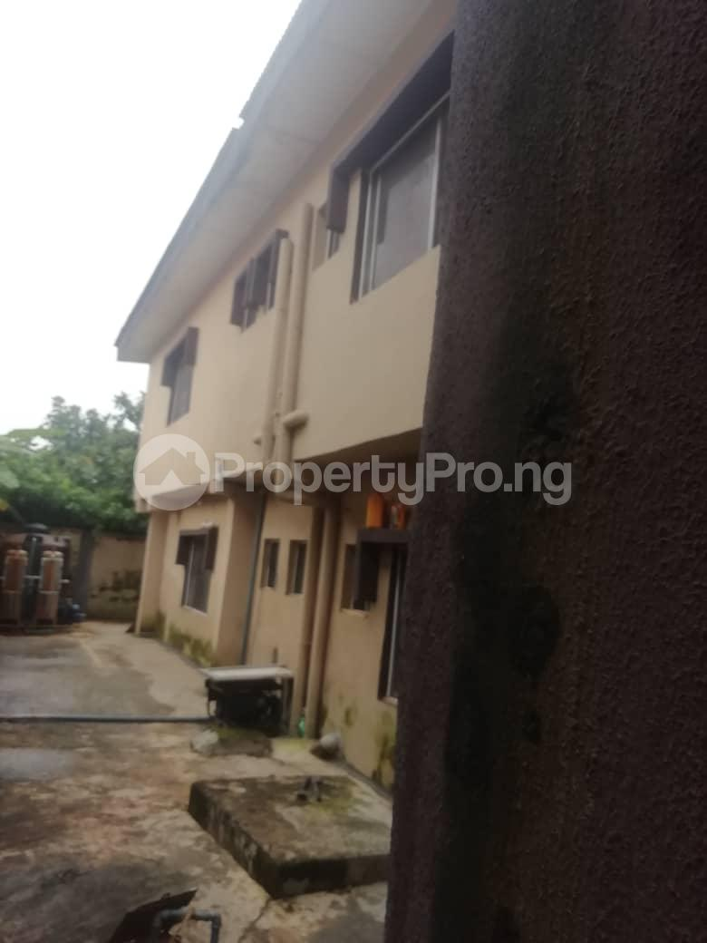 10 bedroom House for sale Community road Okota Lagos - 3