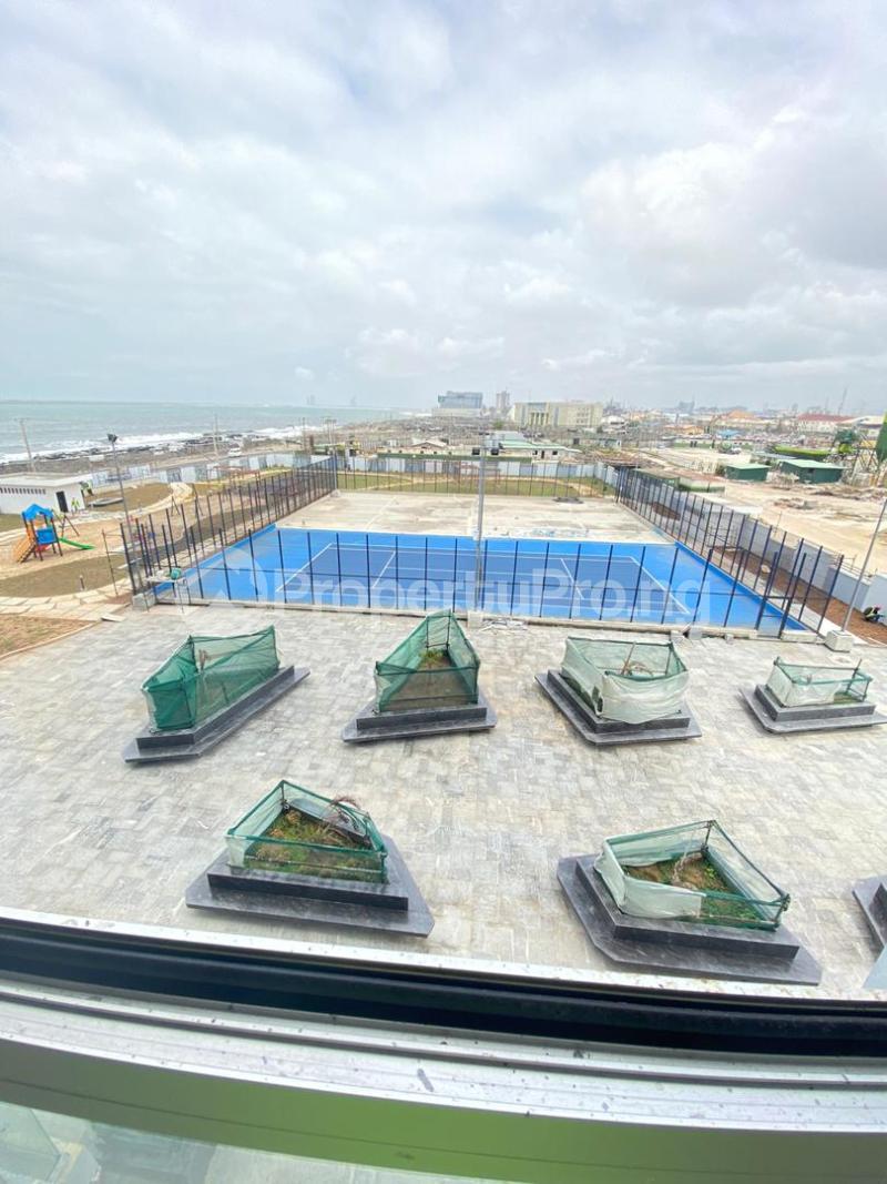 2 bedroom Flat / Apartment for sale Blue Water View Apartments Lekki Phase 1 Lekki Lagos - 1
