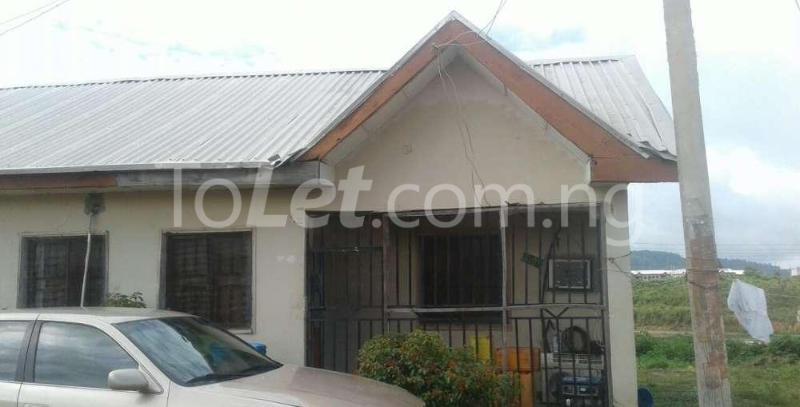 1 bedroom mini flat  Flat / Apartment for rent Lugbe, Municipal Area Coun, Abuja Kuje Abuja - 0