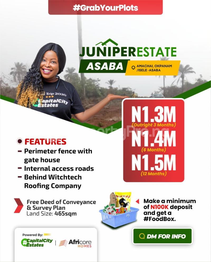 Residential Land for sale S Lugbe Abuja - 1