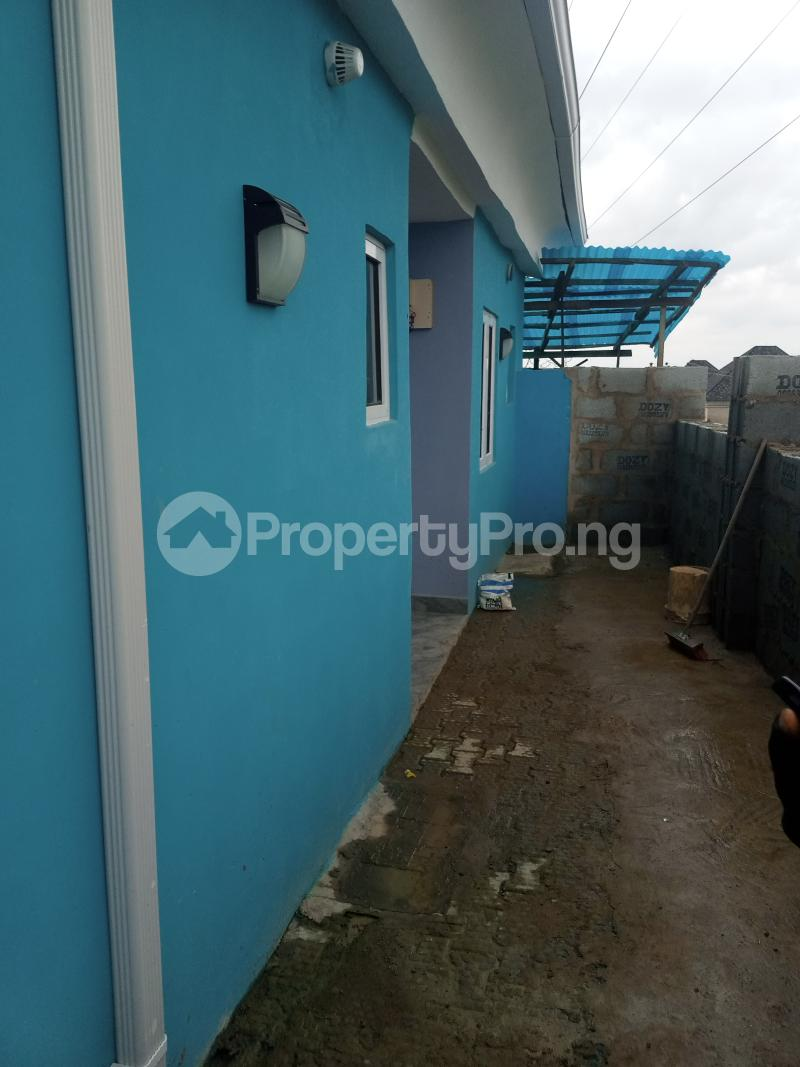 1 bedroom mini flat  Flat / Apartment for rent Opp.Games Village  Kukwuaba Abuja - 0