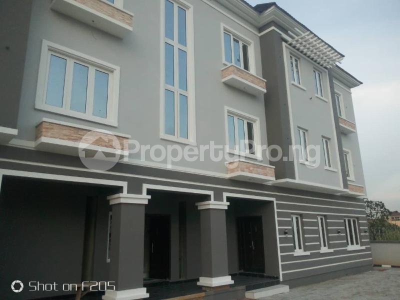2 bedroom Flat / Apartment for rent Jahi Off Aduvie School road Jahi Abuja - 0