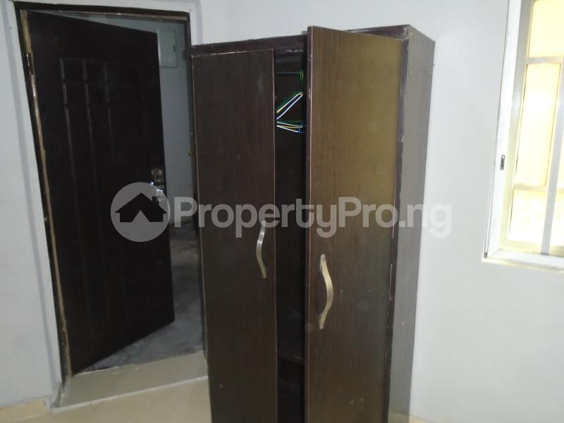 1 bedroom mini flat  Mini flat Flat / Apartment for rent off bode thomas Bode Thomas Surulere Lagos - 7