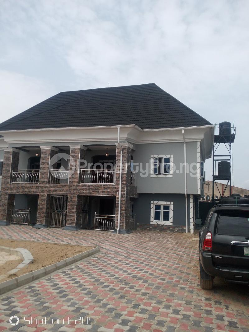 2 bedroom Flat / Apartment for rent Ago palace way way Isolo Lagos - 1