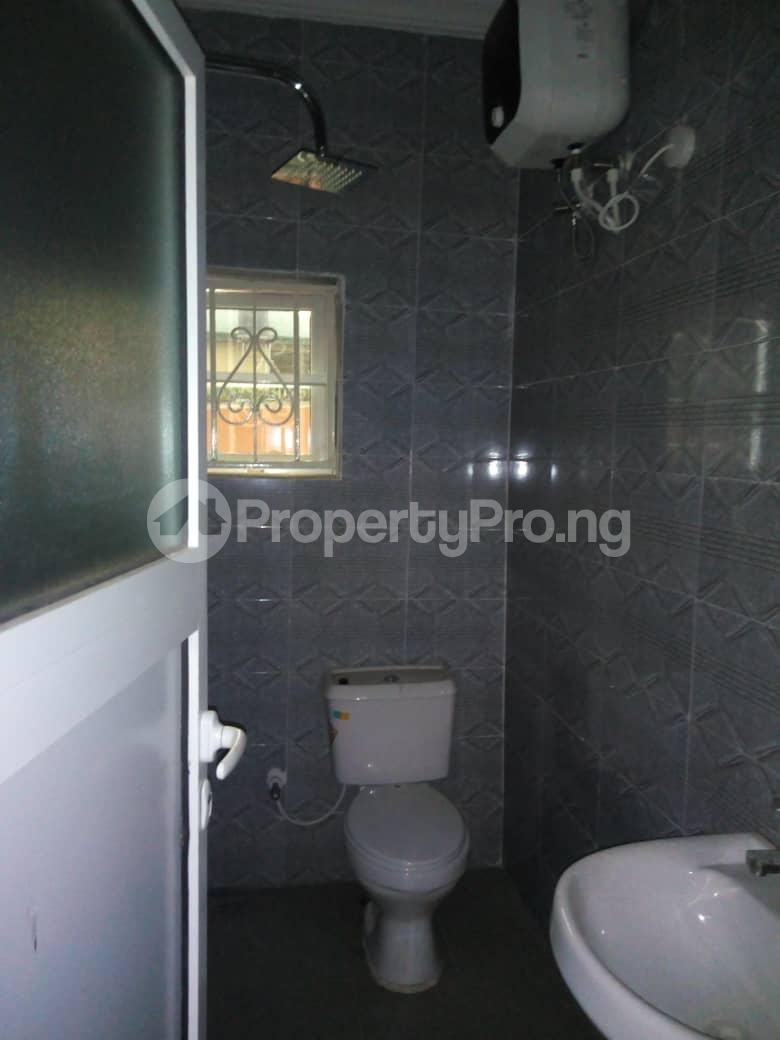 2 bedroom Blocks of Flats House for rent Agege oke oba Lagos. Oko oba Agege Lagos - 1