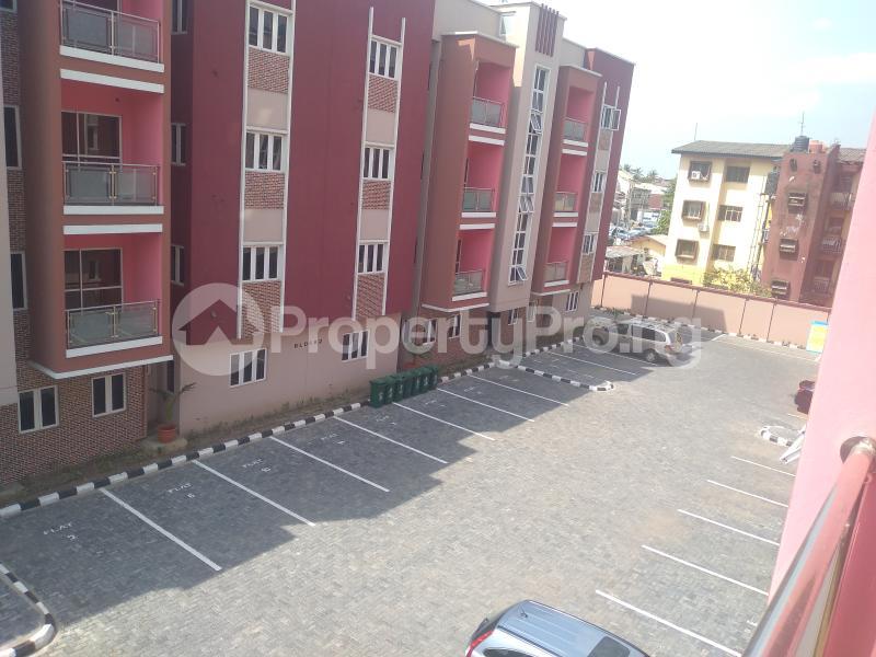 2 bedroom Flat / Apartment for rent Ogba Gra OGBA GRA Ogba Lagos - 1