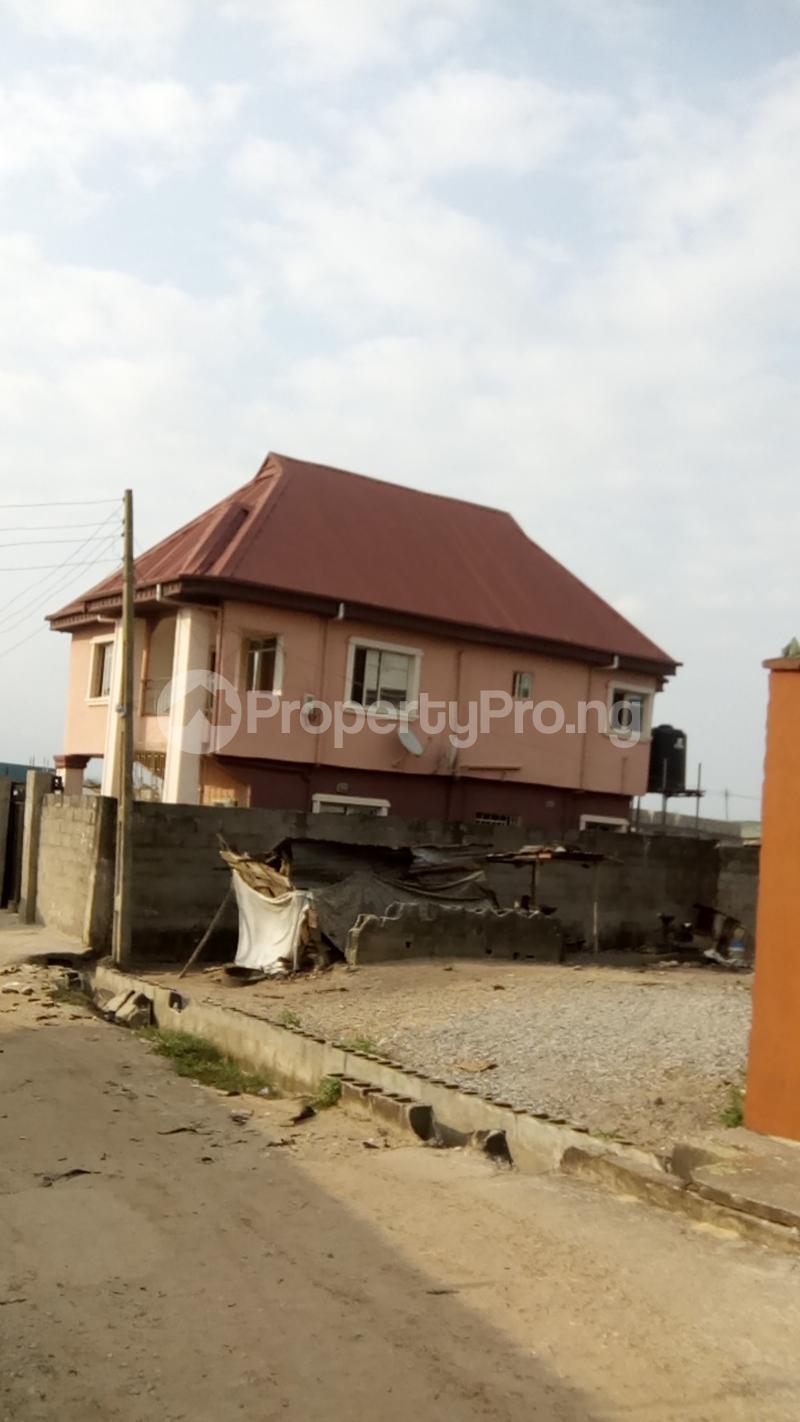 2 bedroom Flat / Apartment for rent Off Princess Eneni Street, Church Pole Bus stop, Iba Iba Ojo Lagos - 0