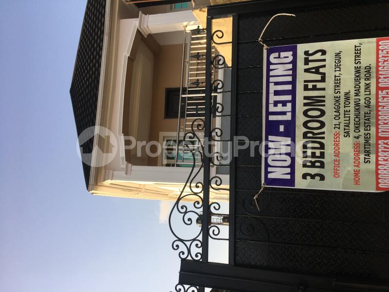 3 bedroom Shared Apartment Flat / Apartment for rent Victory Estate  Apple junction Amuwo Odofin Lagos - 18