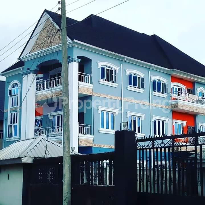 3 bedroom Blocks of Flats House for sale Shell Cooperative Estate,Off Old Opm site Eliozu Port Harcourt Rivers - 2