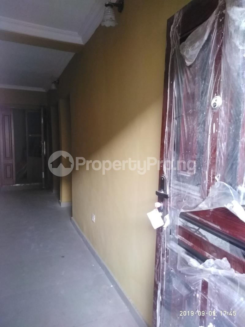 3 bedroom Flat / Apartment for rent vaughan Alaka/Iponri Surulere Lagos - 0