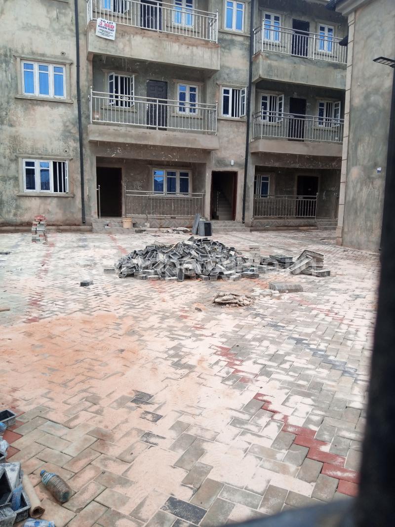 Mini flat for rent Ogumwenyi Off Ugbor And Off Arougba, Tarred Road Oredo Edo - 0