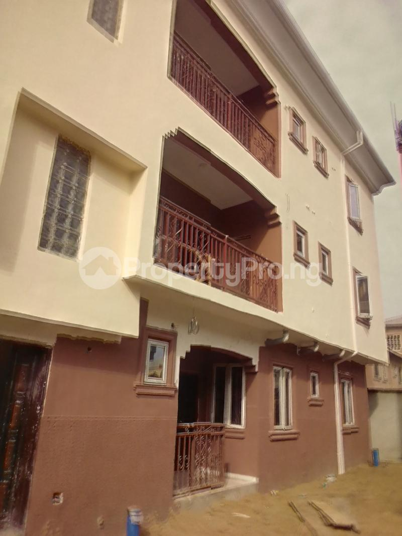 3 bedroom Flat / Apartment for rent Aptech road Thera Peace estate by Thera anex estate Sangotedo Ajah Lagos - 1
