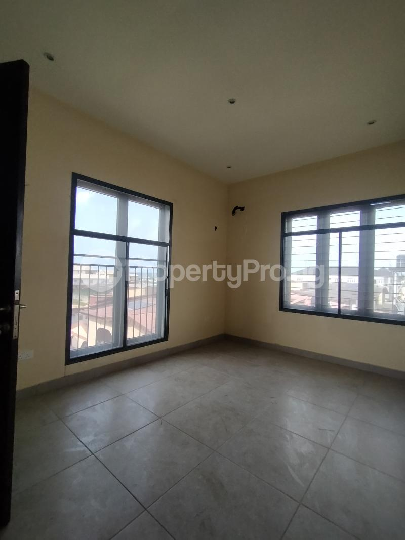 4 bedroom Terraced Duplex for rent Atlantic View Estate Off New Road/igbo Efon Igbo-efon Lekki Lagos - 5