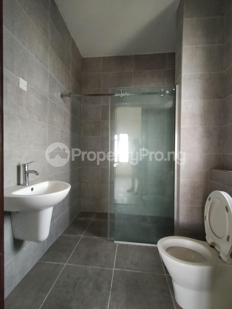 4 bedroom Terraced Duplex for rent Atlantic View Estate Off New Road/igbo Efon Igbo-efon Lekki Lagos - 6