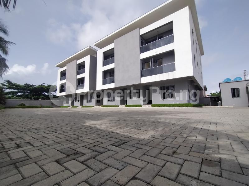 4 bedroom Terraced Duplex for rent Atlantic View Estate Off New Road/igbo Efon Igbo-efon Lekki Lagos - 0
