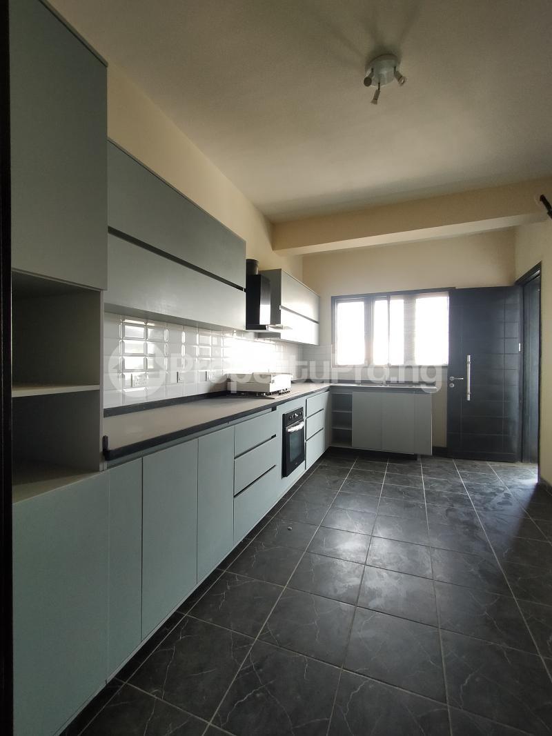 4 bedroom Terraced Duplex for rent Atlantic View Estate Off New Road/igbo Efon Igbo-efon Lekki Lagos - 11