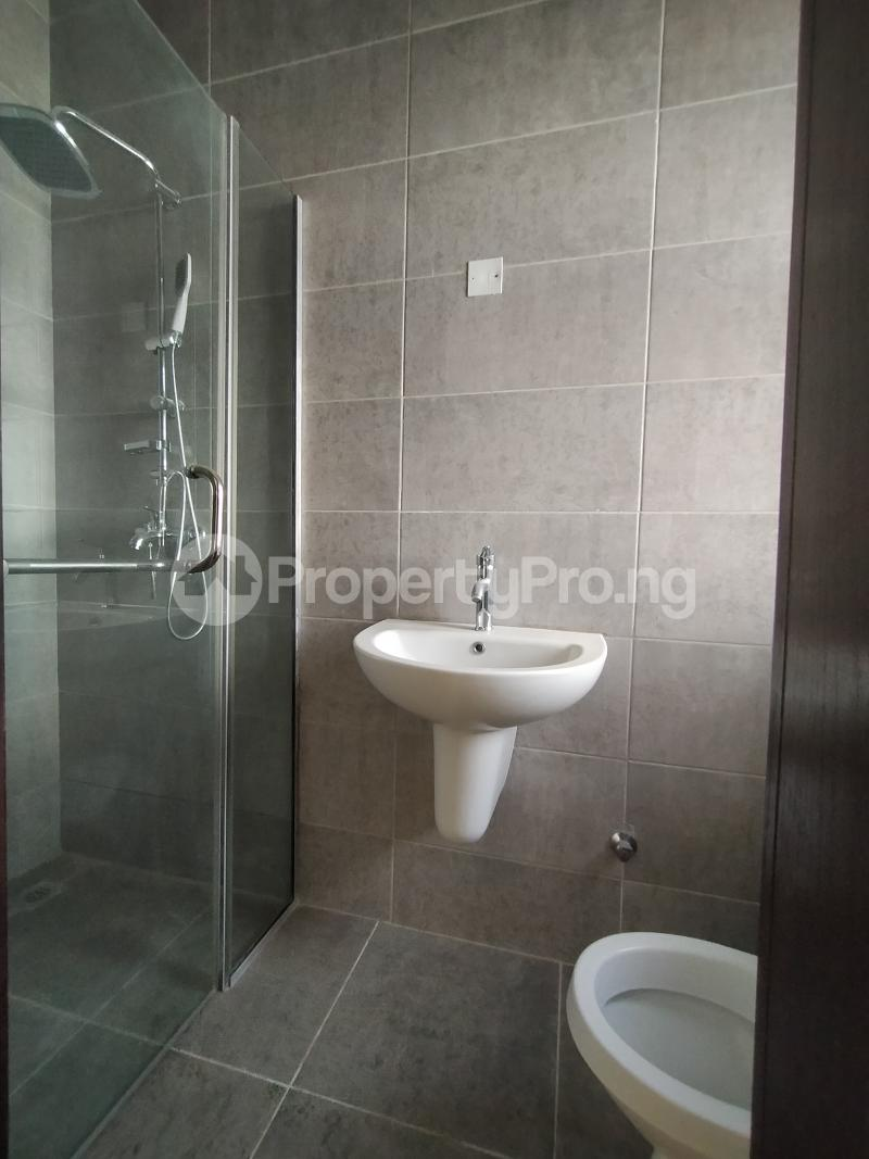 4 bedroom Terraced Duplex for rent Atlantic View Estate Off New Road/igbo Efon Igbo-efon Lekki Lagos - 4