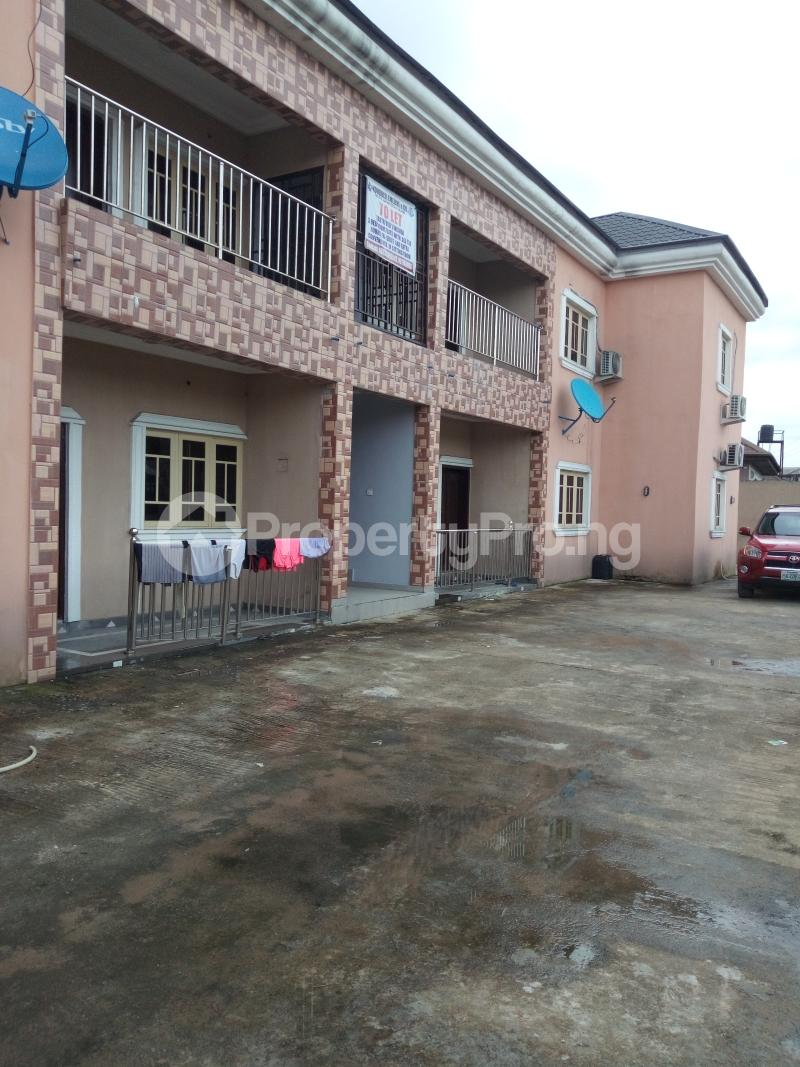 3 bedroom Blocks of Flats House for rent Agip Rd Wimpy Port Harcourt Rivers - 3