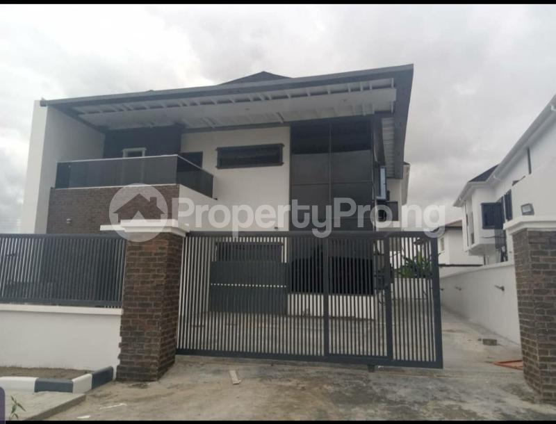 4 bedroom Detached Duplex House for sale Eden Garden Estate, Close To Abraham Adesanya Roundabout, Off Lekki-Epe Expressway Ajah Lagos - 6
