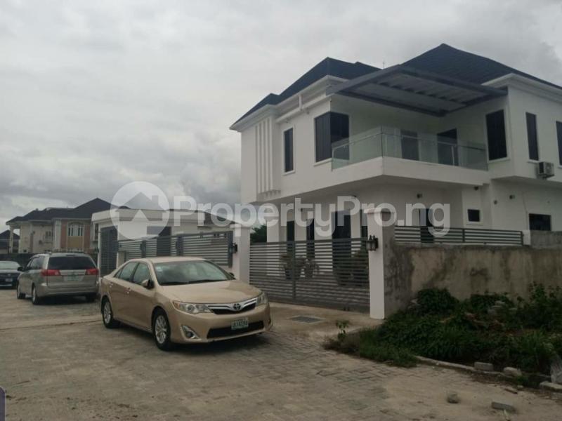 4 bedroom Detached Duplex House for sale Eden Garden Estate, Close To Abraham Adesanya Roundabout, Off Lekki-Epe Expressway Ajah Lagos - 12