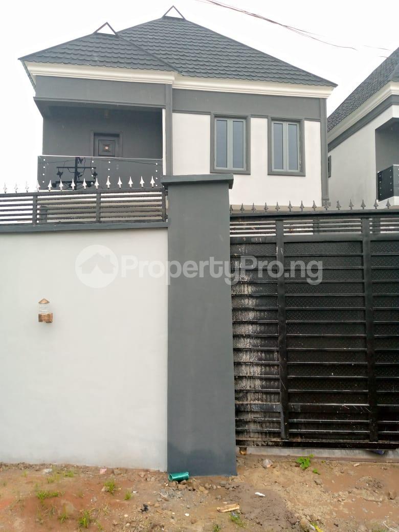 4 bedroom Detached Duplex for sale Extension Gowon Estate Ipaja Lagos - 3